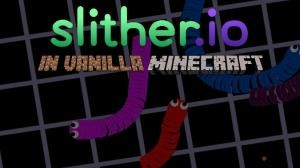 Download Slither.io for Minecraft 1.9.2