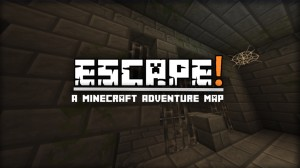 Download Escape! for Minecraft 1.10