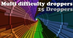 Download Multi Difficulty Droppers for Minecraft 1.10