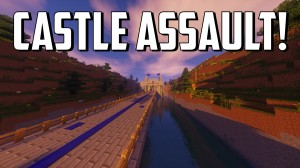 Download Castle Assault! for Minecraft 1.10