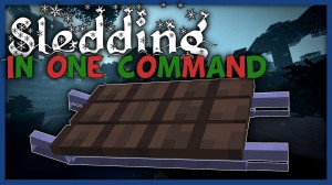 Download Sledding for Minecraft 1.11