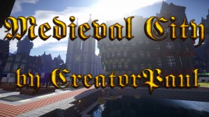 Download Medieval City for Minecraft 1.8