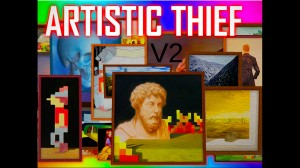 Download Artistic Thief: Extra for Minecraft 1.11