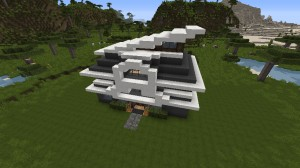 Download Modern House for Minecraft 1.11