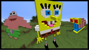 Download Spongebob for Minecraft 1.10.2