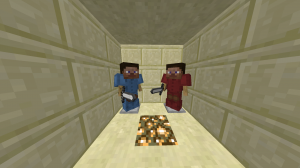 minecraft map 2 player