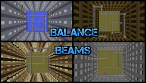 Download Balance Beams for Minecraft 1.9.2