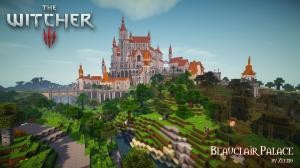 Download Beauclair Palace for Minecraft 1.8