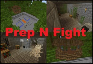 Download Prep N Fight for Minecraft 1.9.2