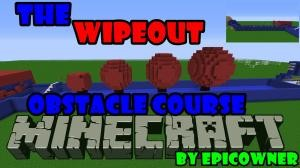 Download The Wipeout Obstacle Course for Minecraft 1.9.4