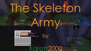 Download The Skeleton Army for Minecraft 1.9