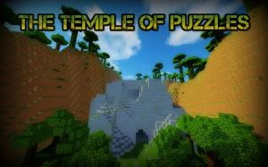 Download The Temple of Puzzles for Minecraft 1.8.9