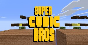 Download Super Cubic Bros for Minecraft 1.8.8