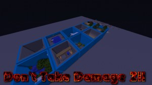 Download Don't Take Damage 2! for Minecraft 1.8.9