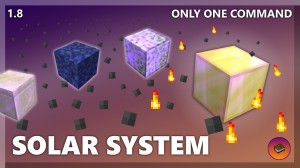 Download Solar System for Minecraft 1.8.7
