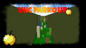 Download UHC Parkour for Minecraft 1.8.8