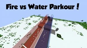 Download Fire vs. Water Parkour for Minecraft 1.8.7