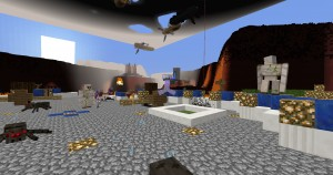 Download Tales of Nira 1 - Battle Front for Minecraft 1.8.1