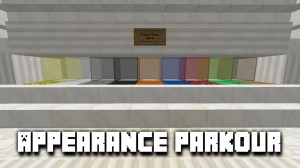 Download Appearance Parkour for Minecraft 1.8.8