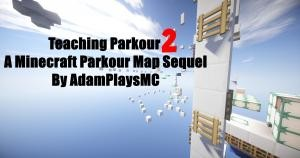 Download Teaching Parkour 2 for Minecraft 1.8.7