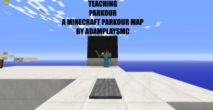 Download Teaching Parkour for Minecraft 1.8.7