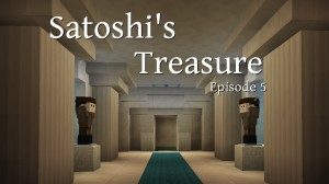 Download Satoshi's Treasure - Episode 5 for Minecraft 1.8.8