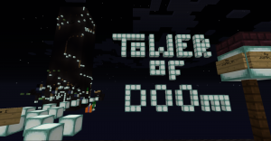 Download «Tower of Doom» map for Minecraft