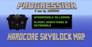 Download Progression for Minecraft 1.8.8