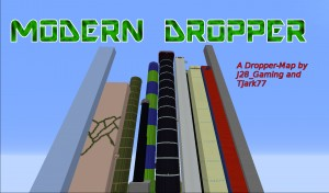 Download Modern Dropper for Minecraft 1.12.2