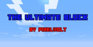 Download The Ultimate Block for Minecraft 1.8.7