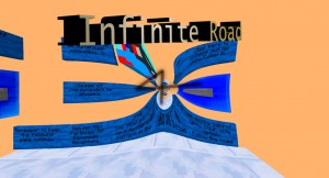 Download Infinite Road 4 for Minecraft 1.8.7