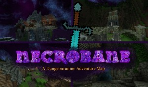 Download Dungeonrunner - Necrobane for Minecraft 1.8.7