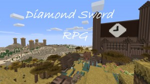 Download Diamond Sword for Minecraft 1.8.7