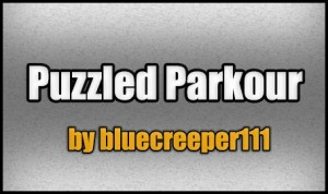 Download Puzzled Parkour for Minecraft 1.8.1