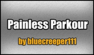 Download Painless Parkour for Minecraft 1.8.1