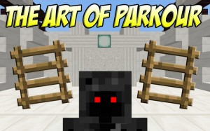 Download The Art of Parkour for Minecraft 1.8.3