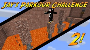 Download Jay's Parkour Challenge 2 for Minecraft 1.8.3