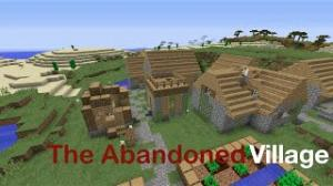 Download The Abandoned Village for Minecraft 1.8.1
