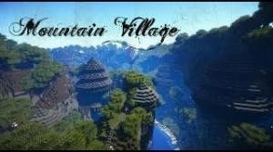 Download Mountain Sky Village for Minecraft 1.7