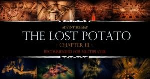 Download The Lost Potato (Chapter III) for Minecraft 1.7.2