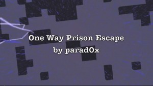 Download One Way Prison Escape for Minecraft 1.6.4