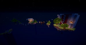 Download Black Hole Parkour for Minecraft 1.6.4
