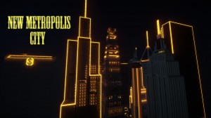 Download New Metropolis City for Minecraft 1.6.4