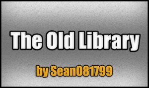 Download The Old Library for Minecraft 1.5.2