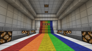 Download Rainbow Runner for Minecraft 1.5.2