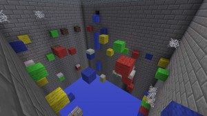 Download Multi-Colored Parkour: The Death Penalty for Minecraft 1.4.7