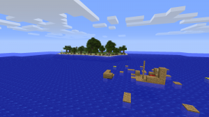 Download The Lost Island for Minecraft 1.4.7