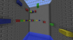 Download Multi-Colored Parkour: The Next Level for Minecraft 1.4.7