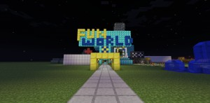 Download Fun World Amusement Park for Minecraft 1.2.5