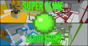 Download Super Slime Laboratory for Minecraft 1.13